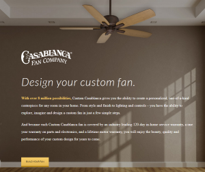 Custom Design Fans